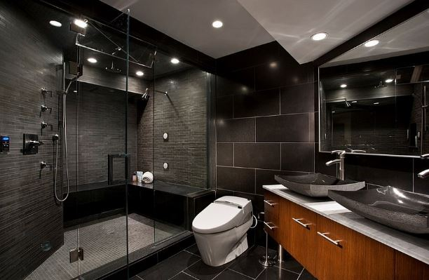Black Bathroom Faucets